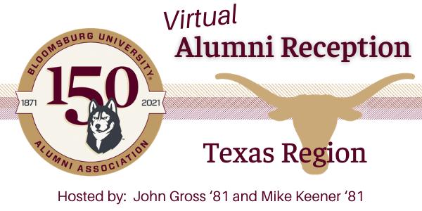 Texas reception logo