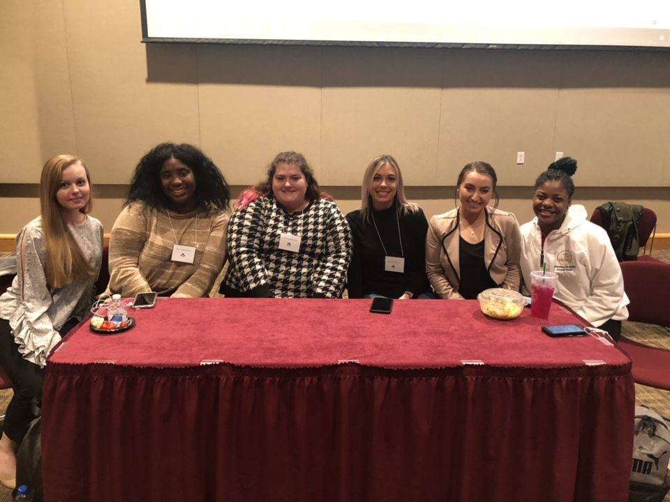 2019 Members presenting at the Annual Convention of the Eastern Communication Association