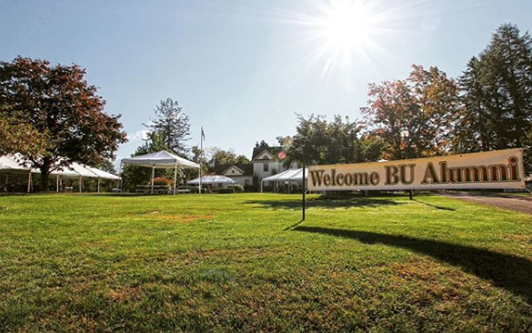 Homecoming and Fall on Campus