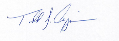 BUAA President Signature