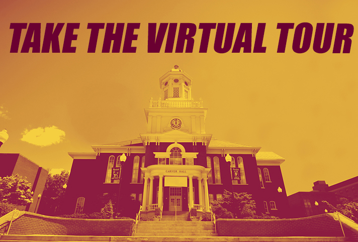 Virtual Tour - Admissions