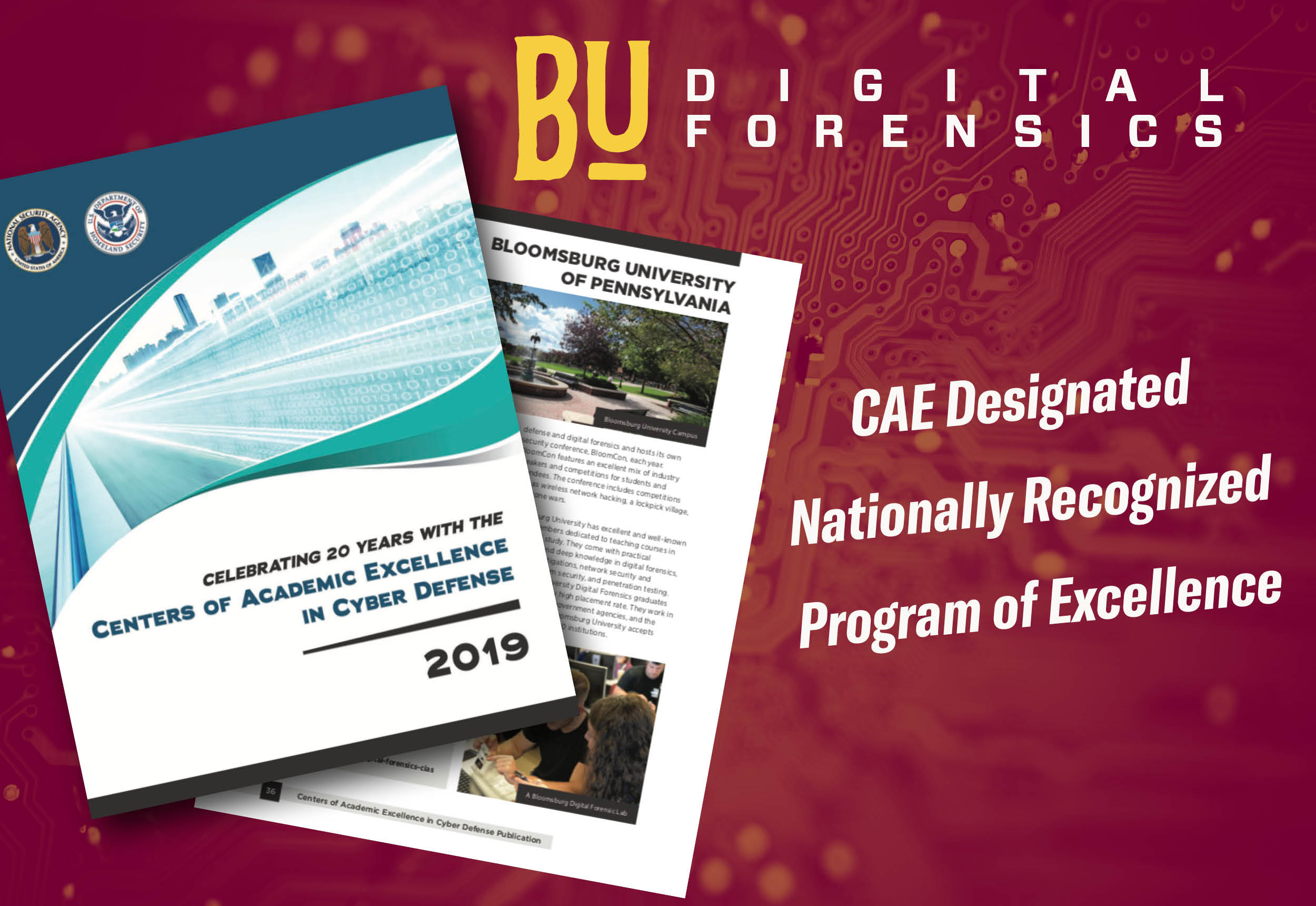 Center of Academic Excellence in Cyber Defense