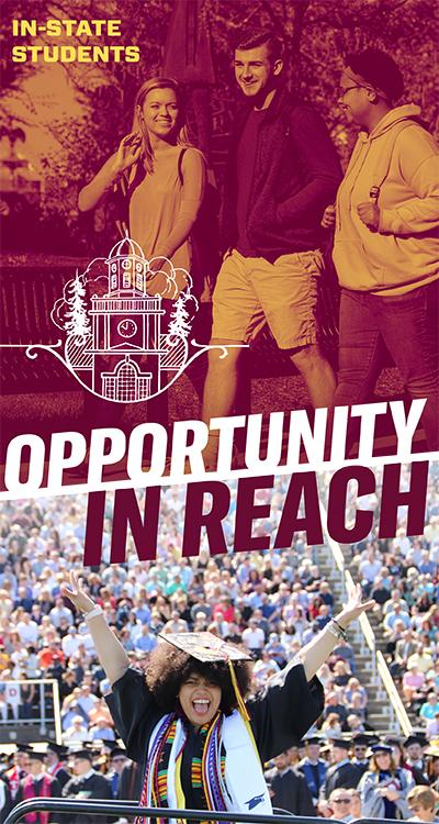 Opportunity in Reach