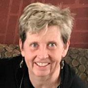 Julie Vandivere, professor of English and director of the Honors Program at Bloomsburg University