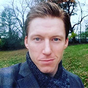 Luke Haile, assistant professor of health science