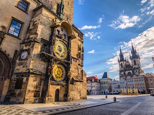 Prague Study Abroad