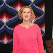 Betina Entzminger, professor of English at Bloomsburg University