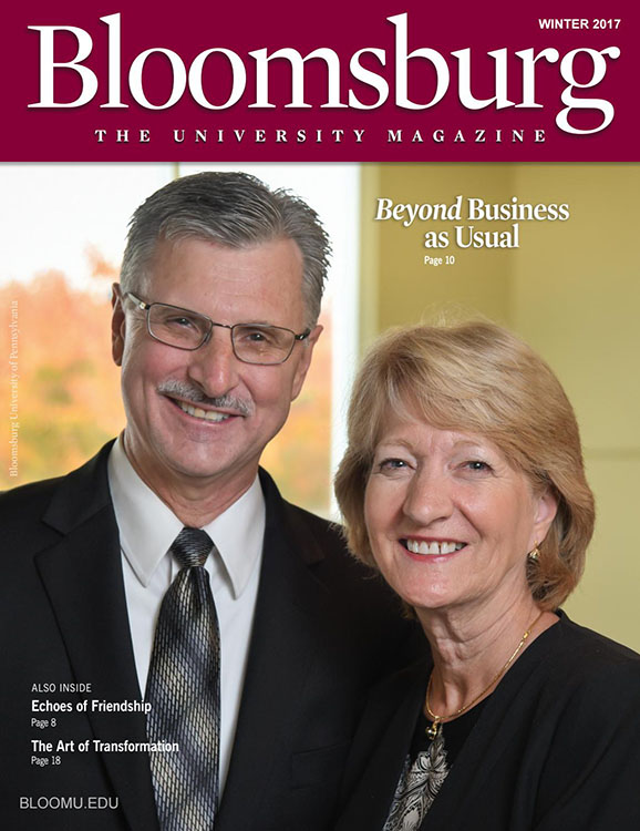Bloomsburg: The University Magazine