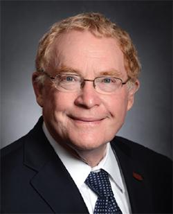President David L. Soltz