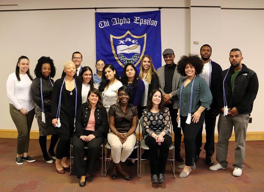 Chi Alpha Epsilon National Honor Society