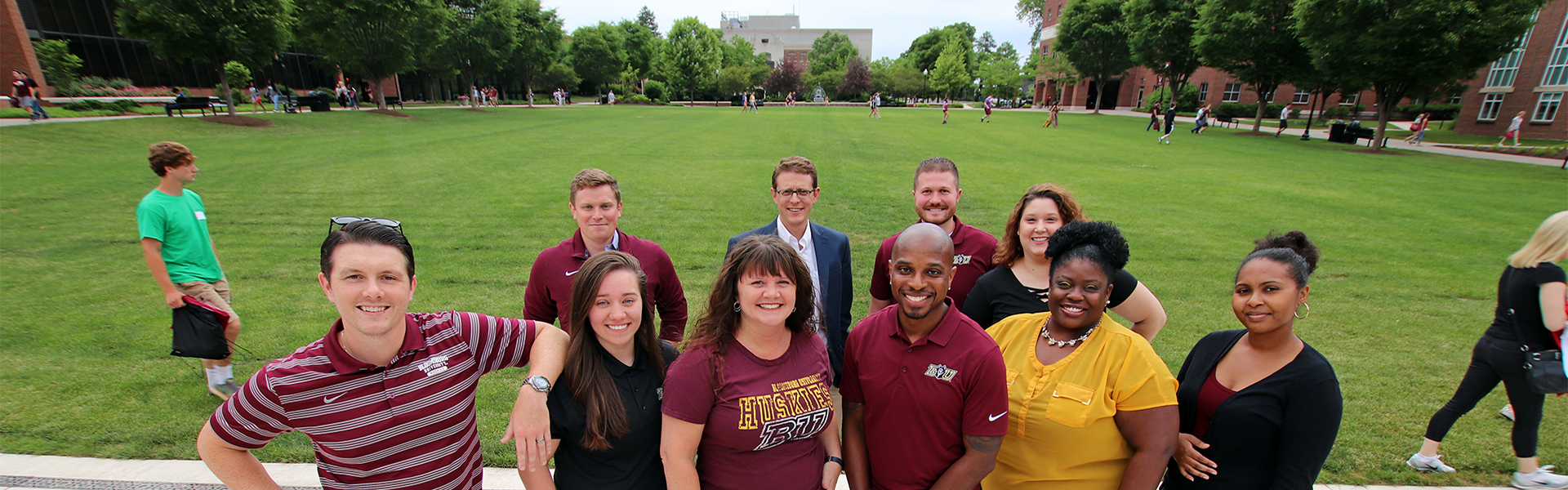 Admissions Counselors