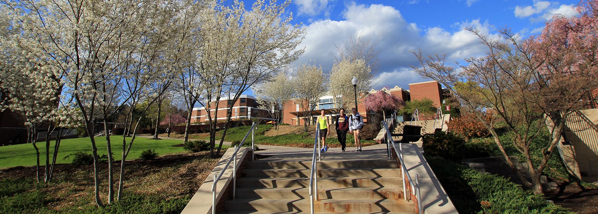 Warren Student Services Building