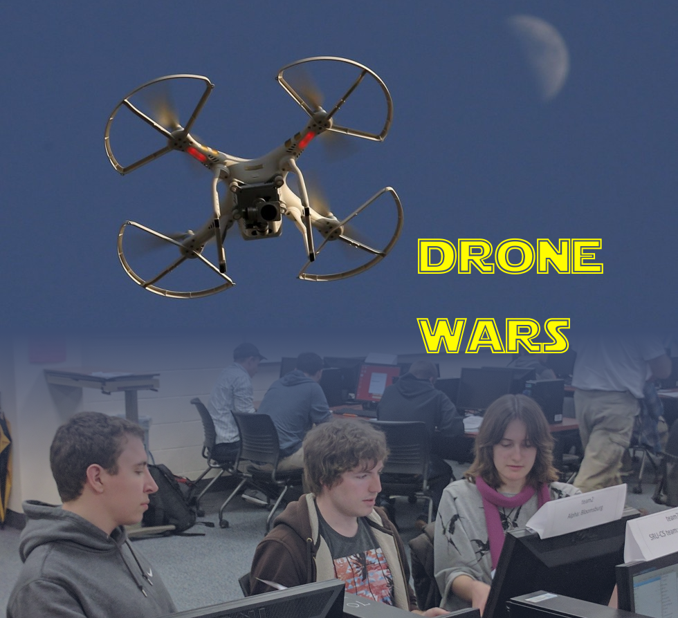 Drone Wars Competition | intranet bloomu edu