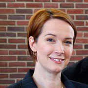 Heather Feldhaus, professor of sociology and director of the Center for Community Research and Consulting