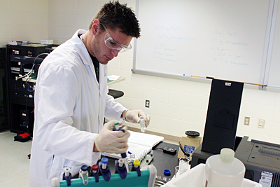 Bloomsburg University of Pennsylvania's Chemistry and Biochemistry Programs