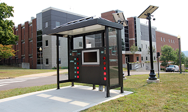 Bloomsburg University Building Dashboard