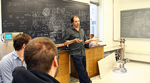 Bloomsburg University of Pennsylvania's Undergraduate Physics Program
