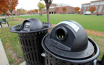 Bloomsburg University Recycling Program