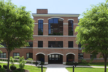 Bloomsburg University's Luzerne Hall, home to the Honors Learning Community