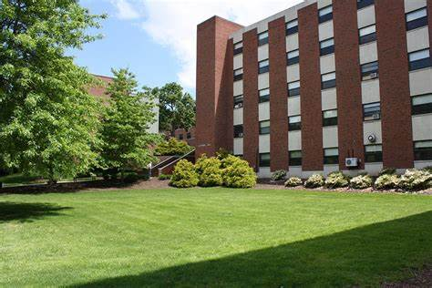Bloomsburg University's Lycoming Hall, home to the Honors Learning Community