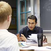 M. Safa Saraçoğlu, associate professor of history and director of the Digital Humanities Initiative at Bloomsburg University