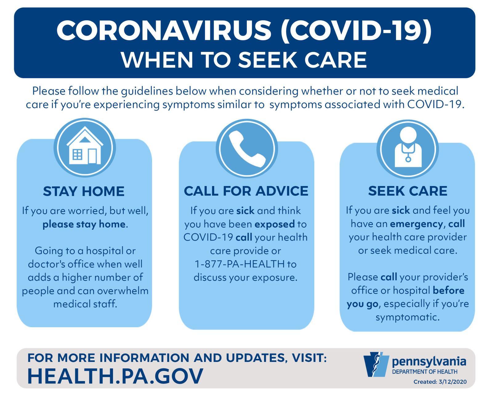COVID-19 Care