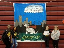 Springfest Banner contest photo