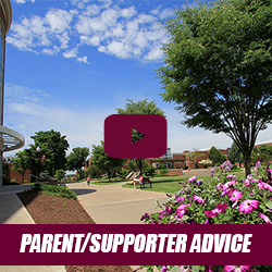 bloom bound - parent-supporter advice