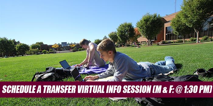 transfer virtual sessions - M & F at 1:30 pm