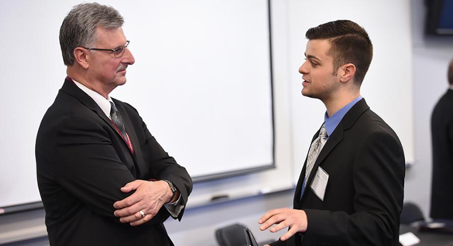 Entrepreneurs offer advice based on experience